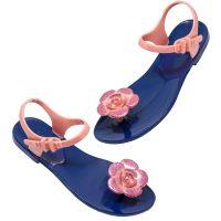 Flower, Blue Pink